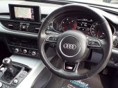 AUDI A6 2.0 TDI S LINE 4DR !! SAT NAV / FULL LEATHER !! - 626 - 23