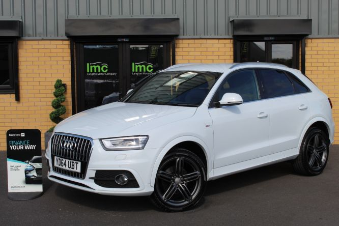 Used AUDI Q3 in Doncaster for sale