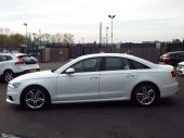 AUDI A6 2.0 TDI S LINE 4DR !! SAT NAV / FULL LEATHER !! - 626 - 15