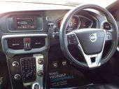 VOLVO V40 1.6 D2 R-DESIGN LUX 5DR !! FULL HEATED LEATHER !! - 611 - 31