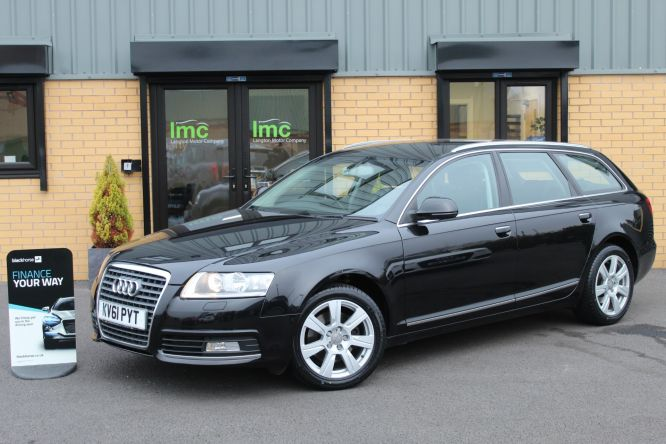Used AUDI A6 in Doncaster for sale