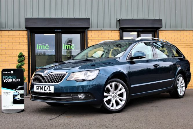 Used SKODA SUPERB in Doncaster for sale