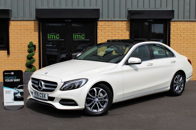 Used MERCEDES C-CLASS in Doncaster for sale