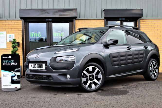 Used CITROEN C4 CACTUS in Doncaster for sale