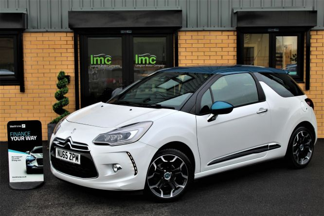 Used DS DS3 in Doncaster for sale