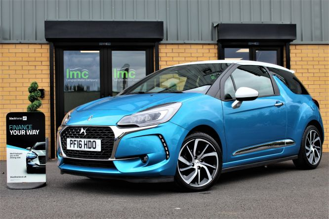 Used DS DS 3 in Doncaster for sale