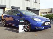 FORD FOCUS 2.0 ST-3 5DR ESTATE WITH SAT NAV / STYLE PACK - 612 - 8