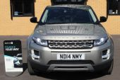 LAND ROVER RANGE ROVER EVOQUE 2.2 SD4 PURE TECH 5DR !! PAN ROOF !! - 958 - 4