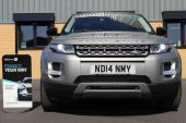 LAND ROVER RANGE ROVER EVOQUE 2.2 SD4 PURE TECH 5DR !! PAN ROOF !! - 958 - 5