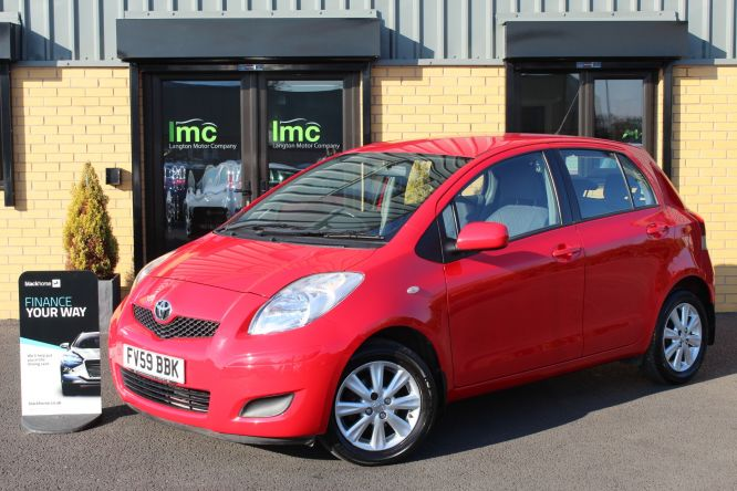 Used TOYOTA YARIS in Doncaster for sale
