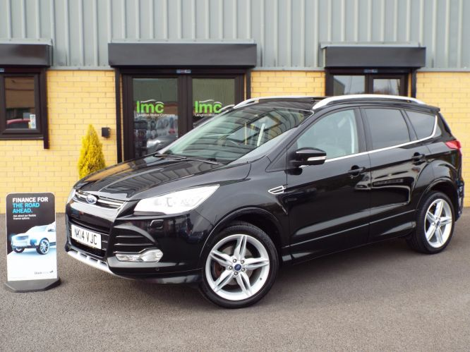 Used FORD KUGA in Doncaster for sale