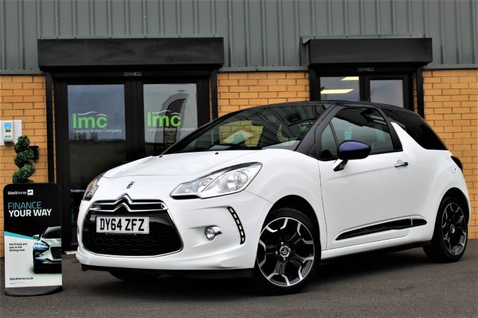 Used CITROEN DS3 in Doncaster for sale