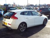 VOLVO V40 1.6 D2 R-DESIGN LUX 5DR !! FULL HEATED LEATHER !! - 611 - 11