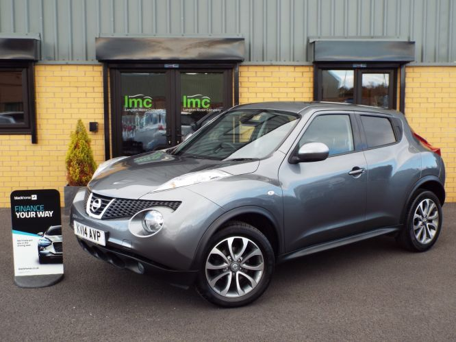 Used NISSAN JUKE in Doncaster for sale