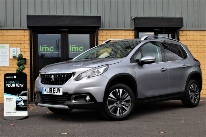 Used PEUGEOT 2008 in Doncaster for sale