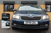 SKODA SUPERB ESTATE 2.0 TDI CR SE DSG 5DR  - 897 - 4