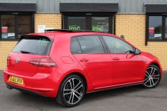 VOLKSWAGEN GOLF  - 1262 - 18