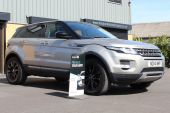 LAND ROVER RANGE ROVER EVOQUE 2.2 SD4 PURE TECH 5DR !! PAN ROOF !! - 958 - 11
