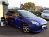 FORD FOCUS 2.0 ST-3 5DR ESTATE WITH SAT NAV / STYLE PACK - 612 - 5