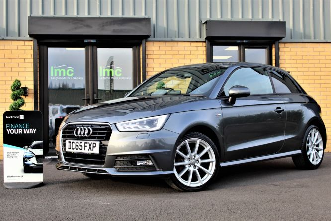 Used AUDI A1 in Doncaster for sale
