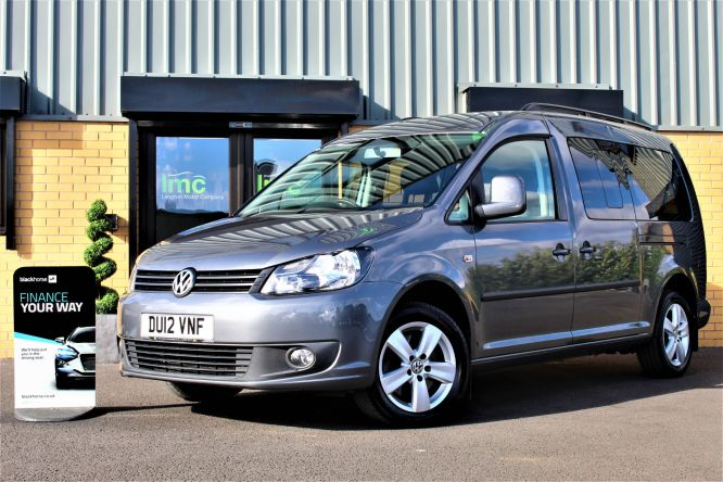 Used VOLKSWAGEN CADDY MAXI in Doncaster for sale