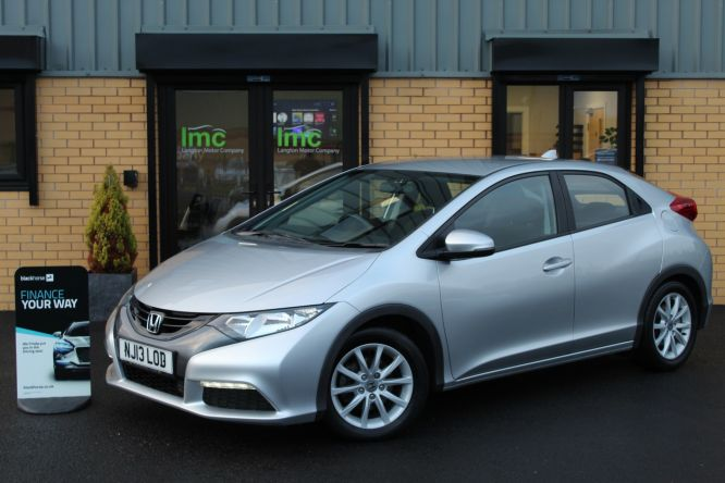 Used HONDA CIVIC in Doncaster for sale