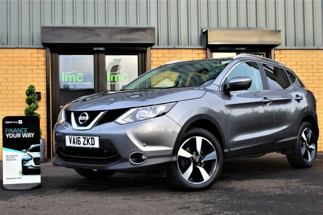 Used NISSAN QASHQAI in Doncaster for sale