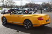 BENTLEY CONTINENTAL 4.0 V8 GTC 2DR !! HUGE SPECIFICATION !! - 757 - 14