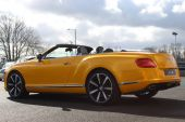 BENTLEY CONTINENTAL 4.0 V8 GTC 2DR !! HUGE SPECIFICATION !! - 757 - 15
