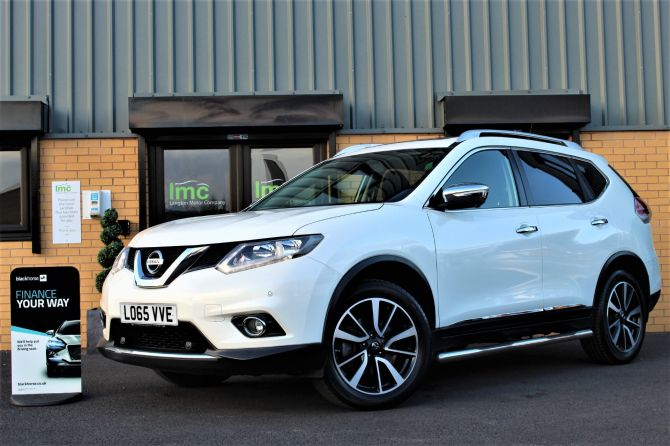 Used NISSAN X-TRAIL in Doncaster for sale