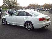AUDI A6 2.0 TDI S LINE 4DR !! SAT NAV / FULL LEATHER !! - 626 - 14