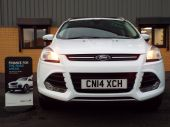 FORD KUGA 2.0 TDCI 2WD TITANIUM 5DR APPEARANCE PACK/19
