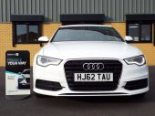 AUDI A6 2.0 TDI S LINE 4DR !! SAT NAV / FULL LEATHER !! - 626 - 8