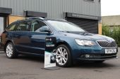 SKODA SUPERB ESTATE 2.0 TDI CR SE DSG 5DR  - 897 - 9