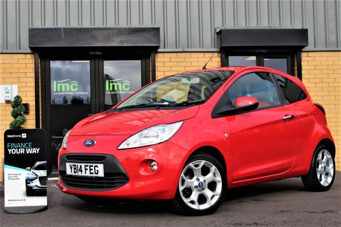 Used FORD KA in Doncaster for sale