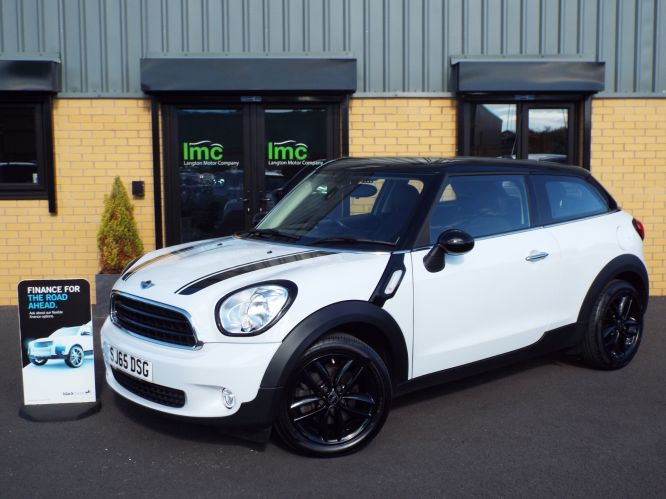 Used MINI PACEMAN in Doncaster for sale