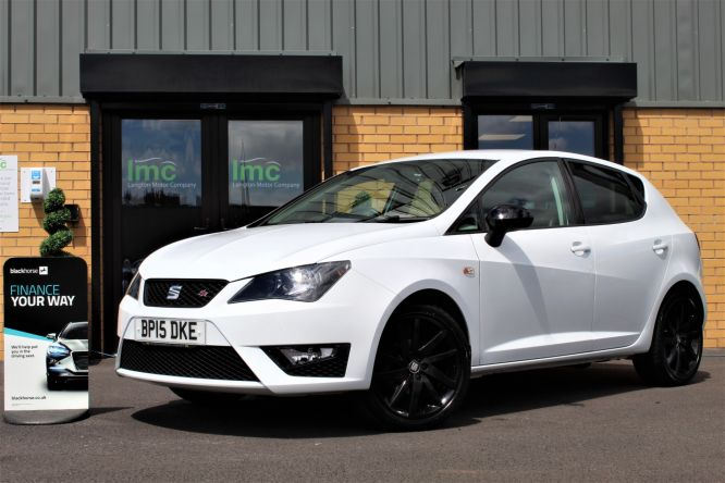 Used SEAT IBIZA in Doncaster for sale