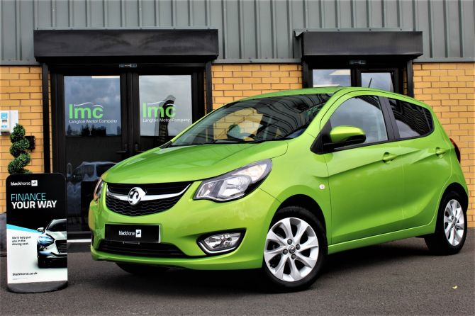 Used VAUXHALL VIVA in Doncaster for sale