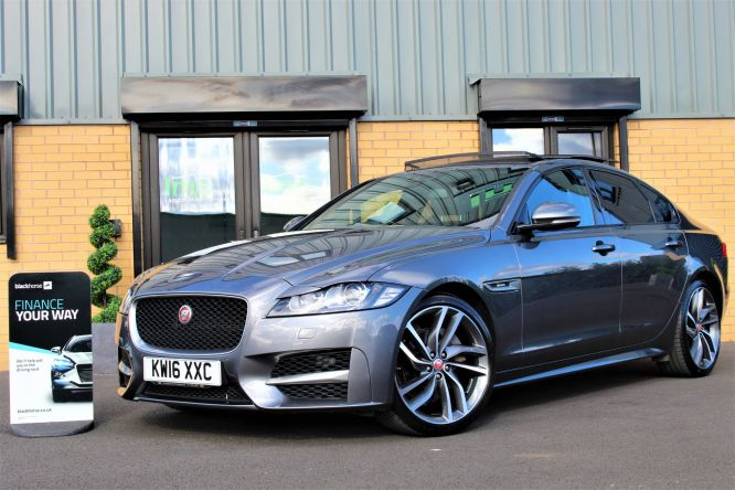 Used JAGUAR XF in Doncaster for sale