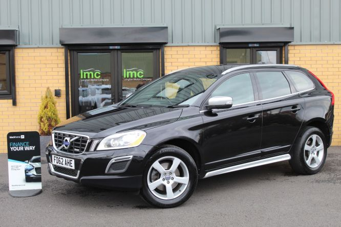 Used VOLVO XC60 in Doncaster for sale