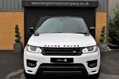 LAND ROVER RANGE ROVER SPORT 3.0 SDV6 AUTOBIOGRAPHY DYNAMIC 5DR !! HUGE SPECIFICATION !! - 866 - 4