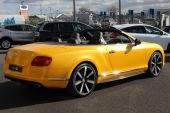 BENTLEY CONTINENTAL 4.0 V8 GTC 2DR !! HUGE SPECIFICATION !! - 757 - 12
