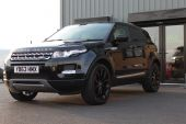 LAND ROVER RANGE ROVER EVOQUE 2.2 SD4 PRESTIGE LUX PACK AWD 5DR !! PAN ROOF | HUGE SPEC !! - 985 - 21