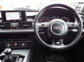 AUDI A6 2.0 TDI S LINE 4DR !! SAT NAV / FULL LEATHER !! - 626 - 36