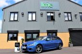 BMW 3 SERIES 2.0 320D M SPORT AUTOMATIC TOURING 5DR !! DAKOTA LEATHER | 26K MILES !! - 1028 - 8