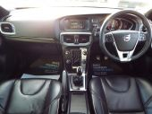 VOLVO V40 1.6 D2 R-DESIGN LUX 5DR !! FULL HEATED LEATHER !! - 611 - 25