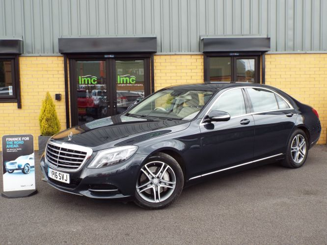Used MERCEDES S-CLASS in Doncaster for sale