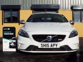 VOLVO V40 1.6 D2 R-DESIGN LUX 5DR !! FULL HEATED LEATHER !! - 611 - 4