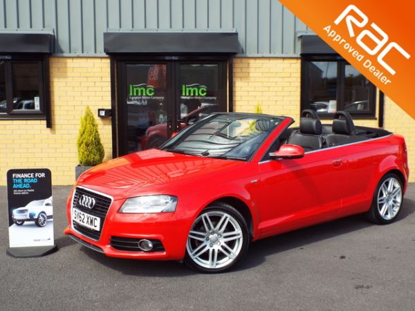 Used AUDI A3 CABRIOLET in Doncaster for sale