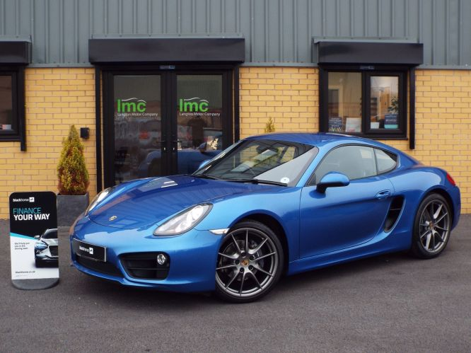 Used PORSCHE CAYMAN in Doncaster for sale